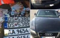 Под Киевом поймали дорожных мошенников-вымогателей