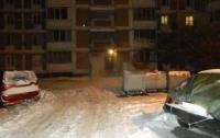 В киевской многоэтажке застрелили мужчину