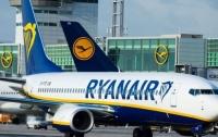 Ryanair запускает четыре новых рейса из Киева
