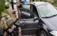 Житомирский спецназ задержал банду грабителей-гастролеров