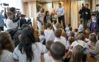Кличко, Льюїс та Холіфілд викликали справжній фурор у київських дітлахів, – журналіст