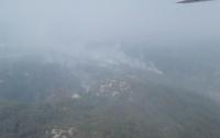 Украинские спасатели показали, как тушат масштабные пожары в Черногории