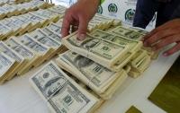 Нацбанк увеличил покупку валюты на межбанке в три раза
