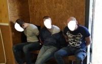 В Николаеве напали на полицейского