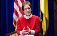 Посол США срочно покинула Украину