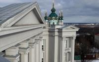 В Киеве неизвестные пытались сжечь Андреевскую церковь
