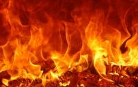 В Мариуполе заживо сгорел мужчина