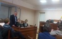 Суд вернул прокурору обвинительный акт на соратника Януковича