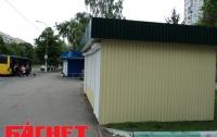 Пока на «Лесном» МАФы демонтируют, на «Минском» устанавливают новые