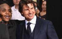Том Круз завел роман с молодой актрисой