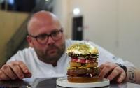 Самый дорогой в мире бургер попал в Книгу рекордов Гиннеса