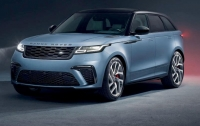 Range Rover Velar получил мощный мотор