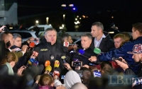 В столице задержали бывшего военного, который угрожал взорвать мост (фото)