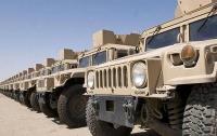 Террористы похвастались американским автомобилем ВСУ (фото)
