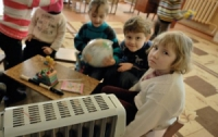 В Запорожской области закрывают садики – не за что топить