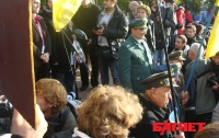 Львов решил платить ветеранам УПА по 500 гривен ежемесячно