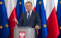 Глава Евросовета обвинил правящую партию Польши в пособничестве Кремлю