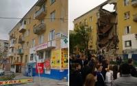 В Волгограде в жилом доме произошел взрыв газа, есть погибшие