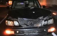 Под Харьковом водитель Lexus насмерть сбил двух пешеходов
