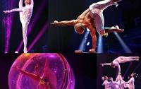 В Монако проходит Международный фестиваль циркового искусства (ФОТО)