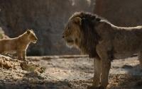 В заповеднике нашли мультяшного льва
