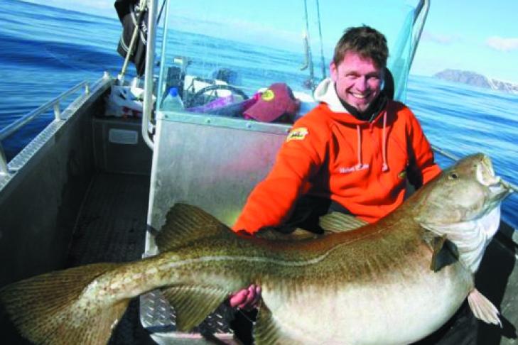 Рыбалка на подцеп