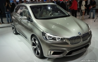 BMW готовится к выпуску переднеприводных автомобилей