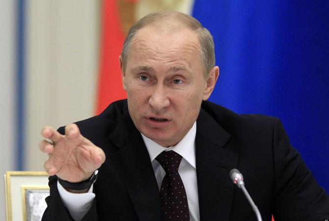 """Путин считает вступление Украины в НАТО """"красной линией"""" для РФ"""