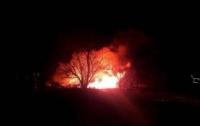 В окрестностях Кременчуга упал вертолет, есть погибшие
