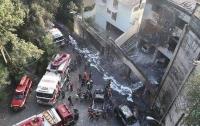 В Бразилии самолет упал на жилые дома: есть погибшие и пострадавшие (видео)