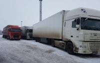 В Киеве запретят въезд грузового транспорта