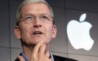 Глава Apple получил рекордную прибыль