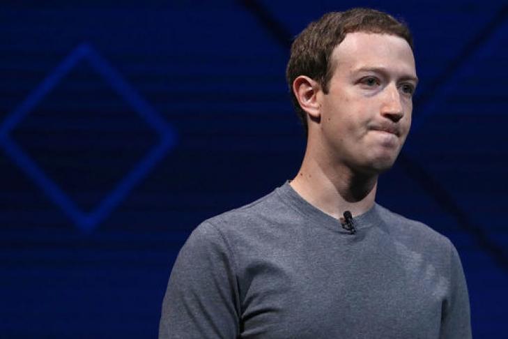 Скандал с социальная сеть Facebook: Цукерберг 11апреля будет свидетельствовать в съезде США