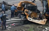 Школьный автобус попал в крупную аварию в США, есть погибшие