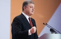 Уверен, что нам удастся вернуть мир на Донбасс, - Порошенко