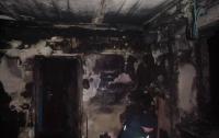Мощный пожар на Волыни: спасено более 80 человек (видео)