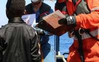 Волонтеры спасли 114 мигрантов с резиновых лодок у берегов Ливии