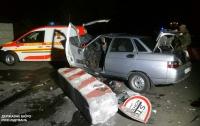 Пьяный полицейский устроил жуткое ДТП (фото)