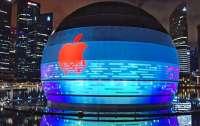 Apple откроет уникальный магазин на воде