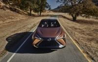 Lexus показал концепт будущего флагманского кроссовера
