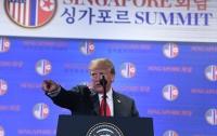 Трамп подтвердил отмену военных учений с Южной Кореей