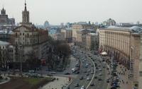Водители сошлись в рукопашной в центре Киева и остановили движение (видео)