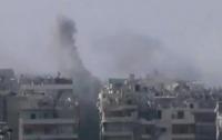 В боях двух сирийских армий Алеппо понес первые потери