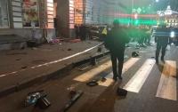 Авария в Харькове: водитель