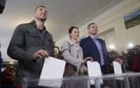 До другого туру виборів мера Києва виходять Кличко і Береза - дані 100% протоколів