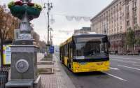 В Украине плохо развивается общественный транспорт