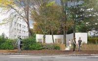 Созданный с помощью 3D-принтера жилой дом открыли в Нанте