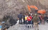 В Турции обвалилась угольная шахта, есть погибшие