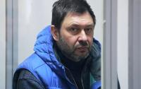 Вишинський отримав роботу в РФ