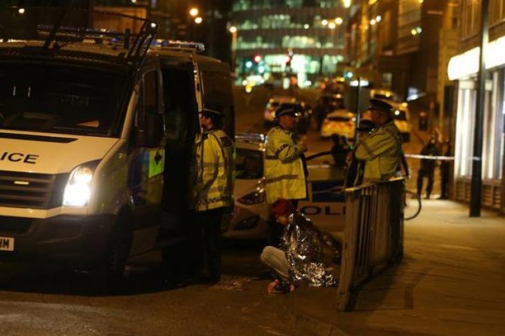 Взрыв вМанчестере: погибли 19 человек